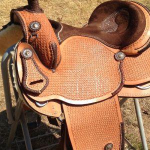 GF Western Saddles and Tack - Cutting Saddles